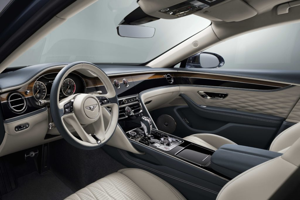 The Carsafe All New Bentley Flying Spur Sports Sedan Meets Luxury Limousine The Carsafe