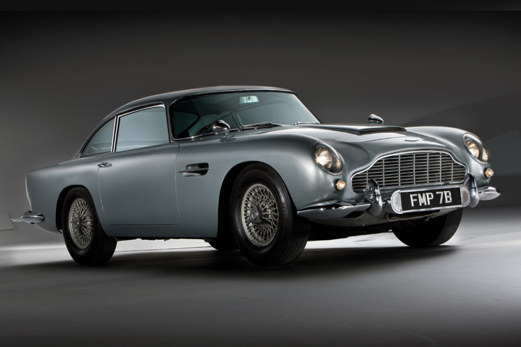 The Carsafe Aston Martin Db5 Production Resumes After 55 Years As Build Work Begins On Db5 Goldfinger Continuation Cars At Aston Martin Works The Carsafe